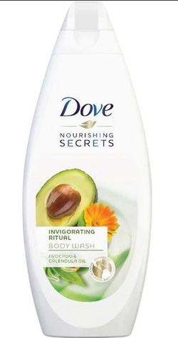 Гель для душа Dove Invigorating Ritual, 250 мл