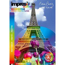 купить Фото-бумага Impreso IMP-MA4130050 Matte A4, 130g, 50pcs в Кишинёве