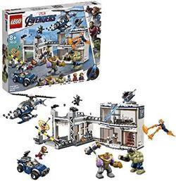LEGO Avengers Marvel Luptă pe baza Răzbunătorilor, art.76131