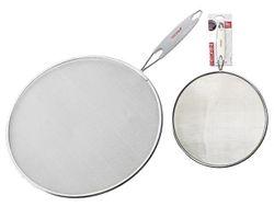 Plasa de protectie impotriva grasimii Lillo D29cm, inox/plastic