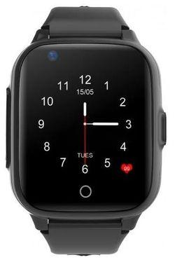 cumpără Ceas inteligent Smart Baby Watch KT15, Black în Chișinău