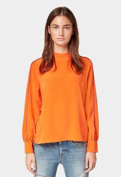 Bluza Tom Tailor Oranj tom tailor 1014679