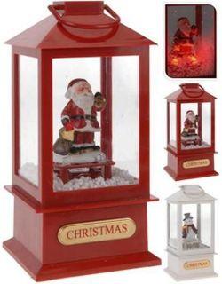 купить Фонарь Promstore 37123 Снеговик в Кишинёве