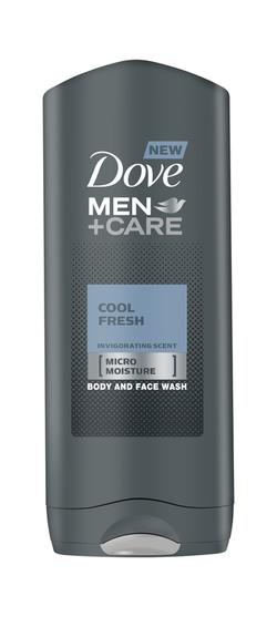 Гель для душа Dove Men Care Cool Fresh, 250 мл