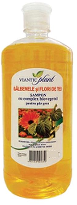 Шампунь с биоактивным комплексом PLANT календула и цветы липы