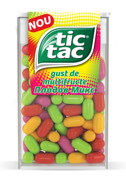 Tic Tac Fruit Mix