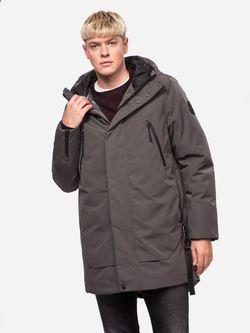 Куртка Tom Tailor Тёмно-серый tom tailor 1012116