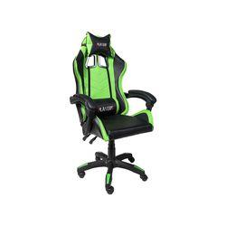Игровое кресло 6211 зеленое