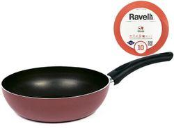 Сковорода WOK Ravelli N10 D28cm