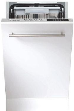 купить Встраиваемая посудомоечная машина Sharp QWS41I472X в Кишинёве