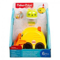 Animale pe masini Fisher-Price, cod FVC74