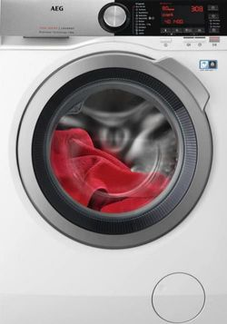 cumpără Mașină de spălat frontală AEG L7FEC48S în Chișinău