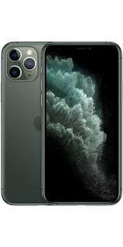 iPhone 11 Pro,  256Gb Midnight Green