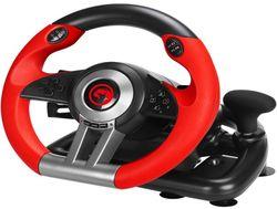 cumpără Volane pentru jocuri de calculator Marvo GT-902 (PC, PS3, PS4, XOne) Racing Wheel în Chișinău