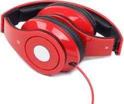 купить Наушники с микрофоном Gembird MHS-DTW-R, Red в Кишинёве