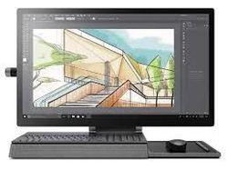 Lenovo AIO Yoga A940-27ICB Grey (27-дюймовый UHD IPS Touch Core i9-9900 3,1–5,0 ГГц, 32 ГБ, 512 ГБ + 2 ТБ, W10P)