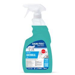 Igienical Bagno - Detergent pentru obiecte sanitare 750 ml