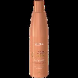 Balsam pentru păr cu nuanțe cafenii, ESTEL Curex Color Intense, 250 ml., Înnoirea culorii