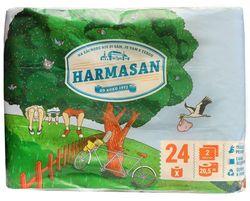 Туалетная бумага Harmasan 2 слоя 20.5м*24