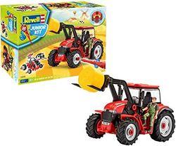 Сборная модель Трактор с погрузчиком, код 43862