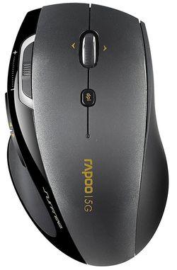 купить Мышь Rapoo 7800p Laser Grey в Кишинёве