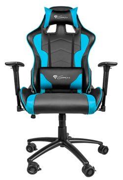 купить Gaming кресло Genesis Nitro 550 Black/Blue в Кишинёве