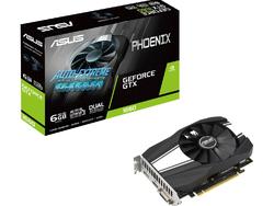 VGA ASUS GTX1660 6GB GDDR5 Phoenix OC