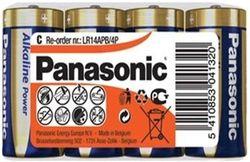 купить Батарейка Panasonic LR14REB/4P blister в Кишинёве