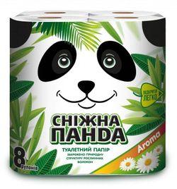 Hârtie igienică PANDA Aroma 2 str. 21.84m*8