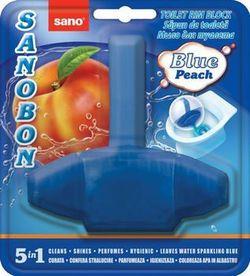 Suspensie pentru toaletă Sano Bon Peach 55 g