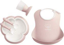 Набор для кормления BabyBjorn Powder Pink