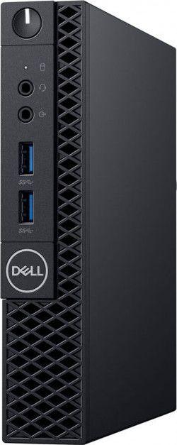 Системный блок Dell OptiPlex 3070 MFF (i3-9100T 8Gb 256Gb W10P)