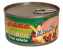 Salata de ton Exotic Giana 185 gr