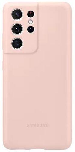 cumpără Husă pentru smartphone Samsung EF-PG998 Silicone Cover Pink în Chișinău