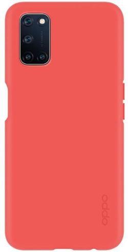 cumpără Husă telefon OPPO PC047 A72/A52 Coral Red în Chișinău