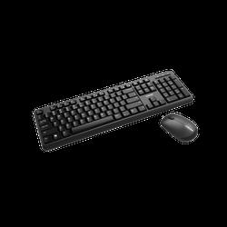 Беспроводная клавиатура + мышь Canyon SET-W20, Black