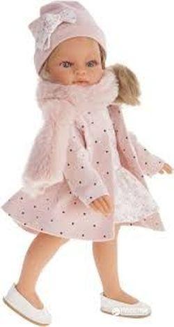 Кукла Эмили в пальто, 33 см Код 2589