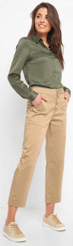 Pantaloni ORSAY Bej 327062 orsay