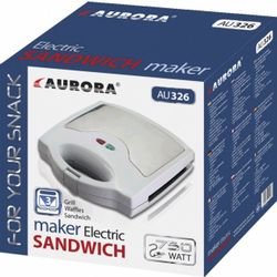 Бутербродница Aurora AU326