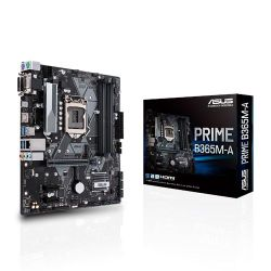 MB Asus PRIME B365M-A mATX //  CPU
