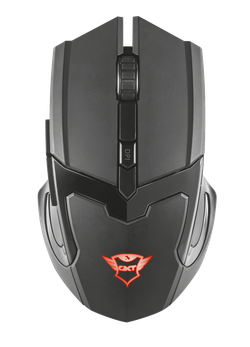 Wireless Mouse Trust GXT 103 Gav Gaming, Black
