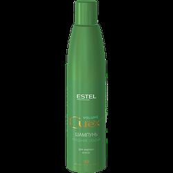 Шампунь для жирных волос, ESTEL Curex Volume, 300 мл., Придание объема