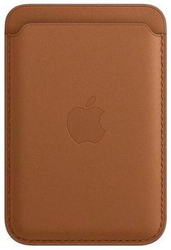cumpără Husă pentru smartphone Apple iPhone Leather Wallet with MagSafe Saddle Brown MHLT3 în Chișinău