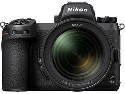 cumpără Aparat foto mirrorless Nikon Z 6II + 24-70 f4 Kit în Chișinău