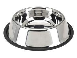 Castron pentru animale 800ml, D25cm, H5cm metal