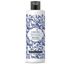 Crema-gel de dus Careline Wild Breeze Water Lilies 500 ml