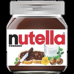 Cremă de alune de pădure cu cacao Nutella, 400 gr.