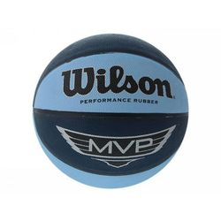 Мяч баскетбольный Wilson N7 MVP 295 BLKBLU WTB9019XB07 (448)