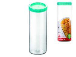 Емкость пищевая Interlock 1.6l, D9.5cm