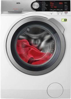 cumpără Mașină de spălat frontală AEG L8FEC68S Lavamat în Chișinău